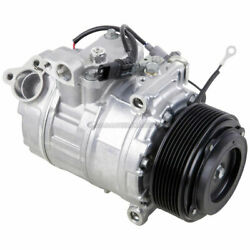 For Bmw 528i 2011 Oem Ac Compressor And A/c Clutch Csw