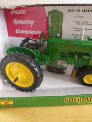 John Deere Toy Tractor 50th Anniversiry Collector Set40 And 70
