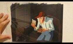 Lupin Iii The Mystery Of Hemingway Paper Cel Anime