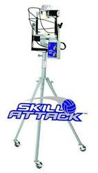 Skill Attack Volleyball Machine An Individual Training Tool For Serve