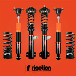 Riaction Coilovers 32 Way Adjustable For Mercedes C63 Amg Sedan W204 2008-2014