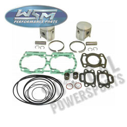 Wsm Complete Top-end Kit 77.00mm Sea-doo Gtx 580 1992-1993