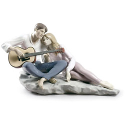 Lladro Our Song Figurine 01009198