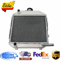 3 Rows Aluminum Radiator For Ford New Holland Tractor 1300 Sba310100211