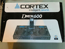 Cortex Dmix 600 - Dj Mixing Workstation For Ipods And External Storage Devices.