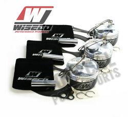 2014-2015 Arctic Cat Zr 7000 Snowmobile Wiseco Topend Rebuild Kit 82mm