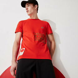 Tokyo1964 Olympic Menand039s Heritage Collection Logo Design T-shirt Red From Japan