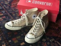 Men 11us Converse Chuck Taylor Ct70 Old Patch Beige End Of Production