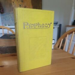 Prophecy J F Rutherford 1,000,000 Edition Jehovah