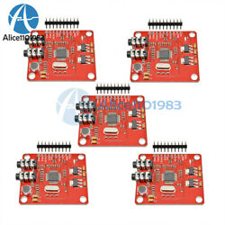 1-5pcs Vs1053 Mp3 Module With Sd Card Slot Ogg Real-time Recording For Arduino