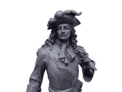 Louis Xiv - Petit Bronze - France 19th Century 34,64 Inches High