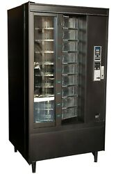 Crane National 431 Cold Food/drink Vending Machine Rotating - Used