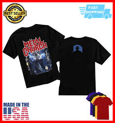 Metal Church - Damned If You Do Shirt Vintage Unisex Black Size S-5xl
