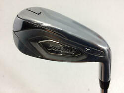 Secondhand Pieces Titleist T400 Iron 2020 Japanese Specifications 9.p.w43 Ns