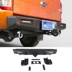 For Ford Ranger 2015-2021 Combat Black Rear Door Trunk Lid Tailgate Guard Plate