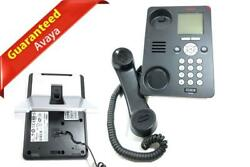 Avaya Model 9610 Ip Business Telephone W/ Handset And Stand And Cable