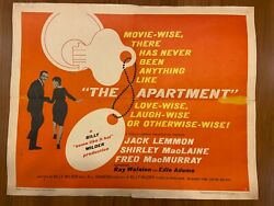 Lot Of Original, Vintage Movie Posters, Range From 1959-83, The Apartment