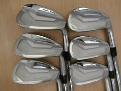 Orion Closer S-line Forged 6i Pw.46 Set Of Dg-s200 Ex Weight Lock