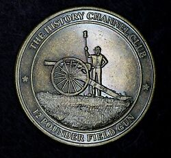 The History Channel Club Medallion 12 Pounder Field Gun 5125-20