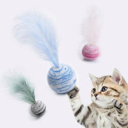 Funny Dog Cat Cat Interactive Toy Star Ball Light Foam Ball Throwing Toys KV