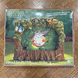 My Neighbor Totoro Frame With Puzzle Studio Ghibli Artstand No. Fr-01 With Box