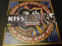 Kiss Rock And Roll Over Sdcc/ee 2021 Exclusive 3 3/4 Ltd 380/1000 In Hand Mip