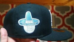 Hat Club Exclusive Los Angeles Dodgers 1959 All Star Game 7 3/8 Baby Blue Uv