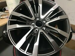 20 Platinum Edition Style Rims Wheels Fits Ford Freestyle 5x114.3 Bolt Pattern