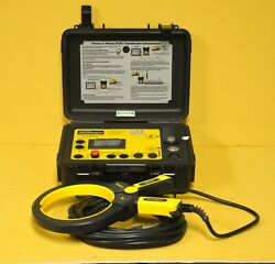 Vivax Metrotech Phase 2 Phase Isolating Transformer Locator Pipe Cable Probe Kit