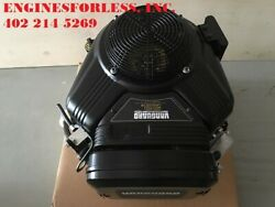 23ghp Briggs And Stratton 386777-0008-g1 Tractors/zero Turn Mower And Other Engine