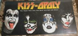Kiss-opoly - New Sealed - Kiss Band Monopoly Board Game 2003 Rock And Roll