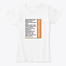 Spw Trainspotting Womenand039s Comfort T-shirt - 100 Premium Soft Cotton By Teamkip