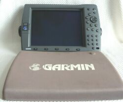 Garmin Gpsmap 3010c Color Chart Plotter Fish Finder Radar Gps W/ Knobs And Cover