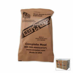 Meals Ready To Eat Mre - 12-pack Military Surplus Variety Pack