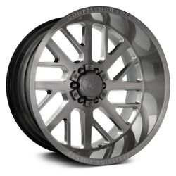 Axe Ax2.4 Compression Forged Wheels 22x12 -44 8x170 Carbon Rims Set Of 4