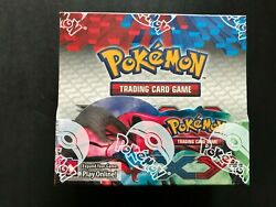 Pokemon Xy Booster Box - Contains 36 Booster Packs - New Sealed