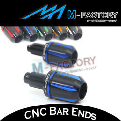 Anodized Cnc Bar Ends Fit Yamaha T-max 530 Sx/dx Abs 17-18 17 18