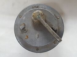 Ignition Switch Magneto Antique Bosch Berling 2 Spark 0 1 2 Race Speed T Head