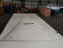 Furling Headsail For Beneteau 411 By Neil Pryde In Fair Condition 46.7' Luff