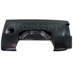 07-13 Chevy Silverado Truck Crew Cab 6and039 Bed Rear Fender Quarter Panel Left Side