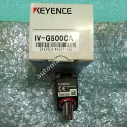 Iv-g500ca Image Recognition Sensor Brand New In Box