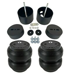 Front Cup Brackets And Ss7 Slam Bags Air Ride Suspension For 88-98 Chevy Truck 2wd