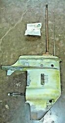 Suzuki Gearcase Assy And Impelleroff 1987 65 Hp Mod.dt65crlh Ser 706188 Outboard