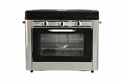 Camp Chef Outdoor Camp Oven, Dimensions With Handles 15 In. L X 25 In. W X 18 I