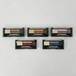 Covergirl Eye Shadow Quad Palettes Choose Your Shade New/sealed