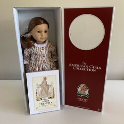 American Girl Felicity Doll Merriman 35th Anniversary Collection Accessories New