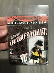 Lego Magician Brand Retail Managers Atlanta Conference 2017 Sdcc