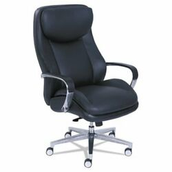 La-z-boy Commercial 2000 Big And Tall Executive Chair Black Lzb48968