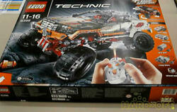 Lego Technic 9398 4 X 4 Crawler Brand New Unopened From Japan Good Condition