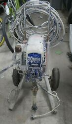 Graco Ultimate Mx Ii 1095 Airless Paint Sprayer For Parts Free Shipping